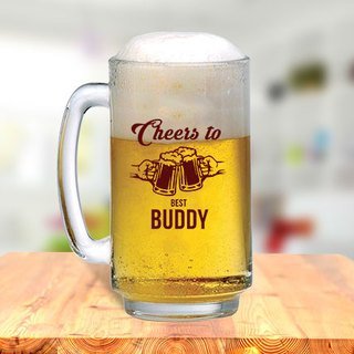 Best Buddy Beer Mug