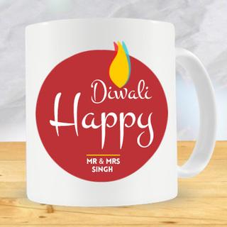 Happy Diwali Mug
