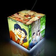 Personalised Lamp- Cubelit Mini