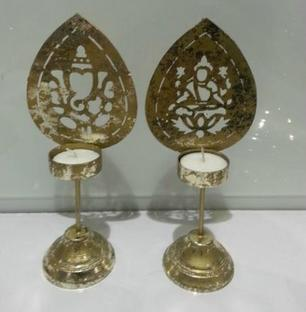 Shadow Diyas Set of 2