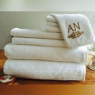 Personalised Monogrammed Towel Set-Couple