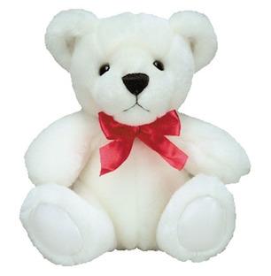 Teddy Bear (White)