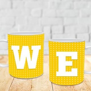 You and Me make we couple Mug