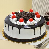 Black Forest Cream Cake