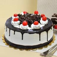 Black Forest Cream Cake