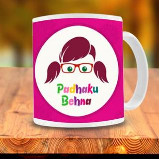 Padaku Behen Personalised Mug