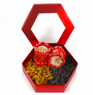 Assorted Raisin Gift Box