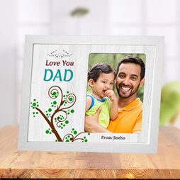 Fathers Day Photo Frame