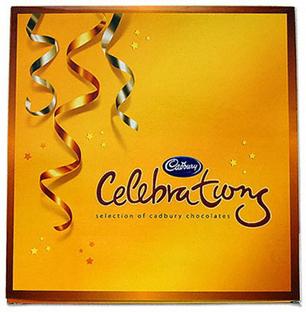 Valentine Cadbury Celebration