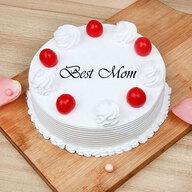 Best Mom Fresh Vanilla Cake