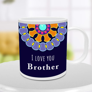 Love you brother Mug