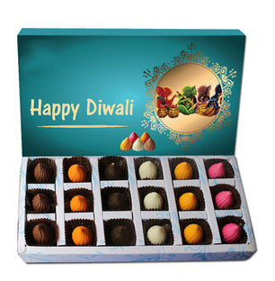 Diwali Ganesha Blessings Chocolates