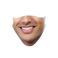 Personalised Boys Face Mask