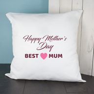 Mothers Day Best Mom Cushion