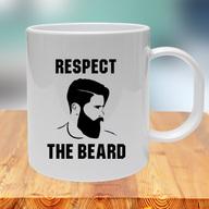 Respect the Beard Mug