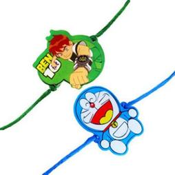 Set of 2 Kids Rakhi