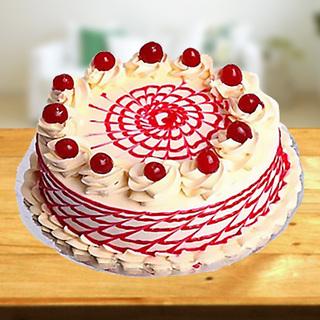 Cherry Sensation Cake