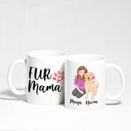 Special Dog and Mom Mug