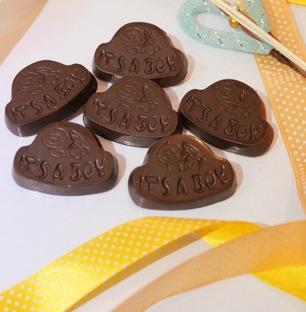 Its a boy Chocolates