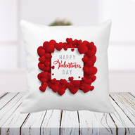 Valentine from Heart Cushion