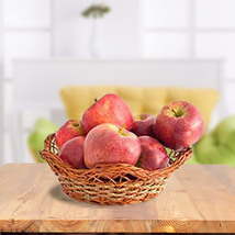 Fresh Apple Basket