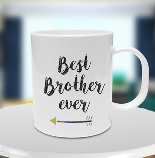 Best Bro Ever Mug