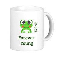 Leap Year Birthday Mug