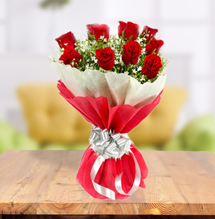 Valentine Exclusive Roses Bouquet