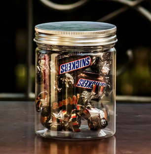 Imported Miniatures in a Jar