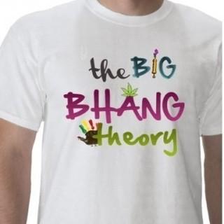 Holi Bhaang T-shirt