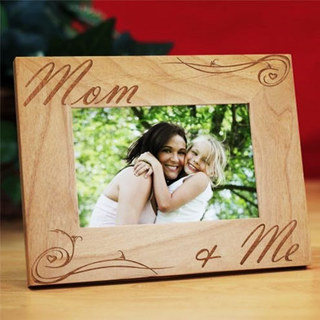 Mom and Me Photo Frame
