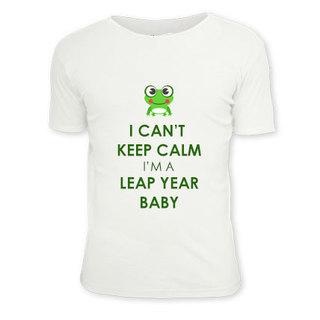Leap Year Birthday Baby Tee