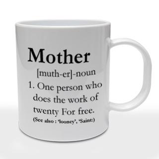 Mother Definition Mug