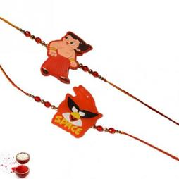 Kids Rakhi Set