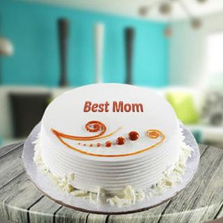 Best Mom Vanilla Cake