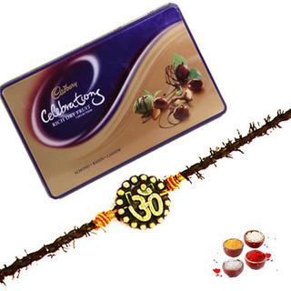 Cadbury Rich Dry Fruit with Rakhi