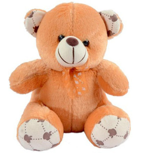 Valentine Teddy Bear Medium