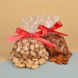 Zardosi Rakhi with Dryfruits