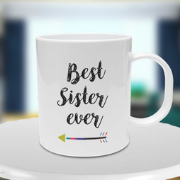 Mug for best Sister
