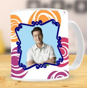 Friend Photo Mug
