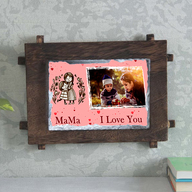 Mothers Day Personalised Stone
