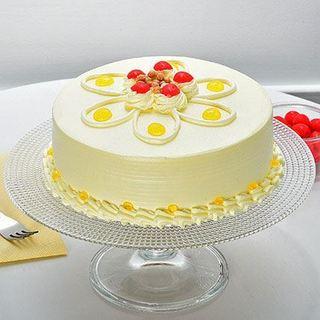 Butterscotch Cream cake