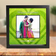 Gorgeous Green- Framed in Love