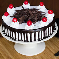 Valentine Black Forest Cake