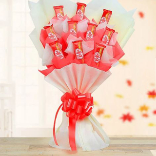 Lovely Kit Kat Bouquet
