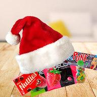 Santa Cup full of Yummy Candy