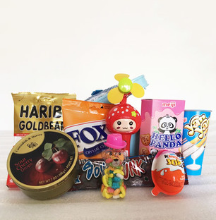 Imported Candy for Kids