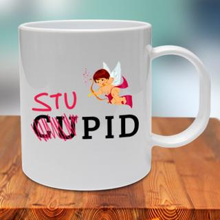 Stupid Cupid Mug