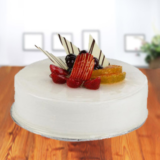 Glazed Fruit Cake