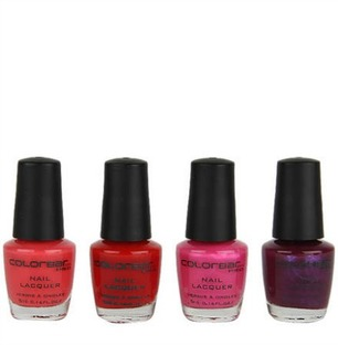 ColorBar Truly Mdly Deeply Nail Kit